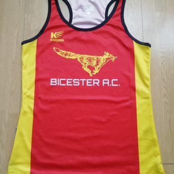 BAC Club Vest